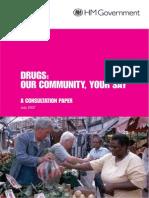 Tonic Drug Strategy Consultation