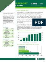Belgrade Retail Market Report Q2 2013