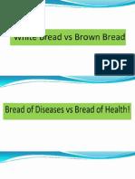 Bread of Death vs Bread of Life