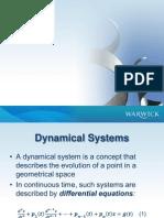 Dynamical Systems Presentation