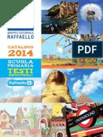 Testi adozionali per la Scuola Primaria - Catalogo 2014