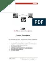 IBIS Brochure