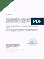 Embassy of the Azerbaijan Jakarta