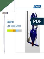 HASLER Coalvit-400 for Fine Coal