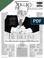 2003-11-22 La Discesa in Campo Di Berlusconi