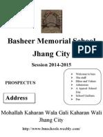 basheer memorial school