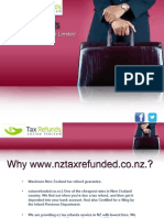 Tax Refund Application