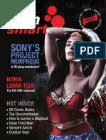 TechSmart 127, April 2014