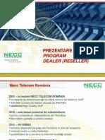 Programul de Reseller Necc Telecom