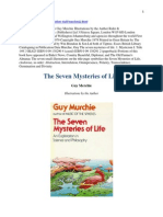 The Seven Mysteries of Life_by_Guy Merchie