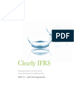 IFRS 11 - recent changes