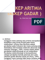 Askep Aritmia (Askep Gadar ) Power Point
