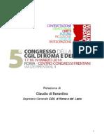 Relazione Di Berardino v Congresso 2014