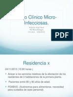 Caso Clínico Micro-Infecciosas(caso solo)