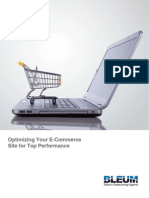 Optimizing Your E-commerce Site for Top Performance