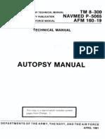 Autopsy Manual