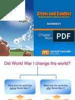 Impact of WorldWar I