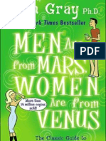 mens are from mars and womens are from venus pdf