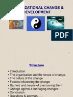 Organizations Change VI