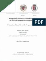 Arteterapia Humanista y Retraso Mental