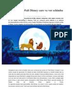 7 Lectii de La Walt Disney Care Va Vor Schimba Viata