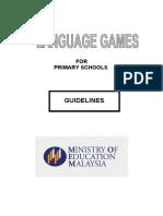 Language Games Concept Paper