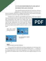 54245658 Paper Penentuan Tetapan Kesetimbangan Asam Asetat Berdasarkan Data Daya Hantar