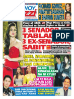 Pinoy Parazzi Vol 7 Issue 46 April 04 - 06, 2014