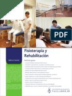 Fisioterapia y Rehabilitacion