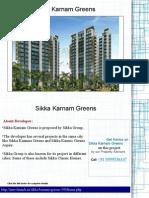 Sikka Karnam Greens  Bhiwadi Price List