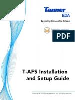 TAFS_InstallationAndSetupGuide