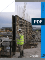 Chapter 15 - Formwork