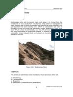 Chapter 3.2 - Sedimentary Rock