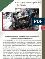 157495190 Accidentalidad en La Zona Metropolitana de Cucuta