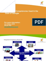 Types of Competencies