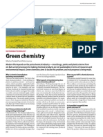 Q&A Green Chemistry