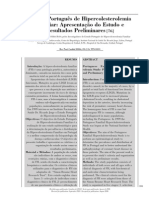 Estudo Português de Hipercolesterolemia