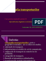 Geografia Transporturilor