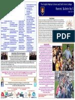 Parents Bulletin - April 2014 - No 5