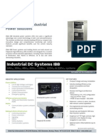 Datasheet IBB Systems