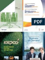WEC Exhibition Catalogue