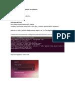 Configuración de sistema operativo I Los usuarios.docx