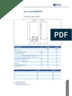 5.1. Detalii Tehnice Microcentrale Murale