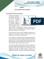 Tema 2. Informe de La Auditoria