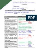 Proyecto Productivo en CTA SUGERIDO