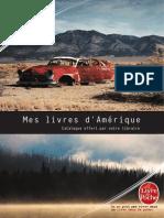 Livre de Poche Catalogue Littérature Américaine 2
