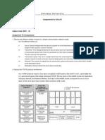 BSIT 23 paper for kuvempu university