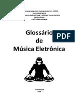 Glossario de Musica Eletronica.