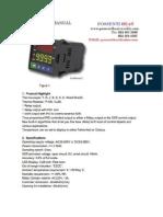 xmt-612 manual instructivo possenti heat