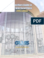 Specifiers Guide to Architectural Glass - 2005 Edition